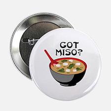 """GOT MISO? 2.25"""" Button"""