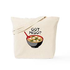 GOT MISO? Tote Bag