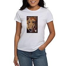 Greyhound Face Tee