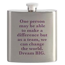Team World Change Flask