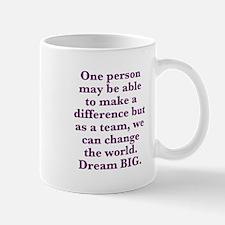Team World Change Mugs