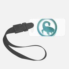 Nessie - Loch Ness Monster Luggage Tag