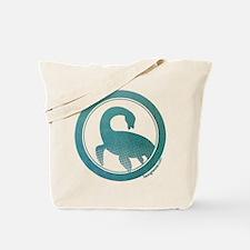 Nessie - Loch Ness Monster Tote Bag
