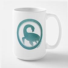 Nessie - Loch Ness Monster Mugs