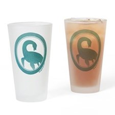 Nessie - Loch Ness Monster Drinking Glass