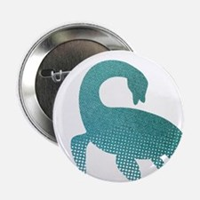 "Nessie - Loch Ness Monster 2.25"" Button (10 pack)"