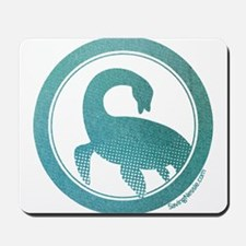 Nessie - Loch Ness Monster Mousepad