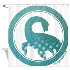 Nessie - Loch Ness Monster Shower Curtain