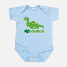 I Love Nessie Body Suit