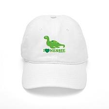 I Love Nessie Baseball Baseball Baseball Cap