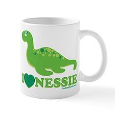 I Love Nessie Mugs