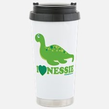 I Love Nessie Travel Mug