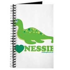 I Love Nessie Journal