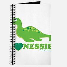 I Love Nessie Journal