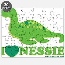 I Love Nessie Puzzle