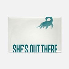 Loch Ness Monster - She's Out There Magnets
