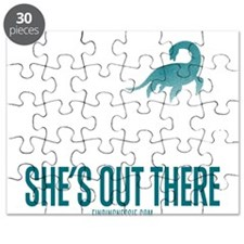 Loch Ness Monster - She's Out There Puzzle