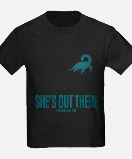 Loch Ness Monster - She's Out There T-Shirt