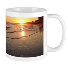 At The Beach  Mug