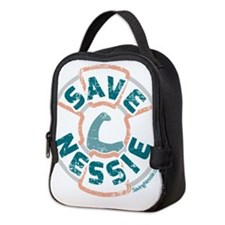Save Nessie Neoprene Lunch Bag