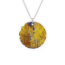 Aspens Over Vail Necklace