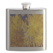 Aspens Over Vail Flask