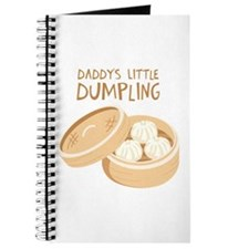 DADDYS LITTLE DUMPLING Journal