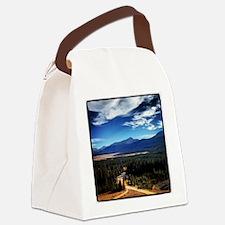Mt Elbert Canvas Lunch Bag
