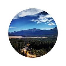 "Mt Elbert 3.5"" Button"