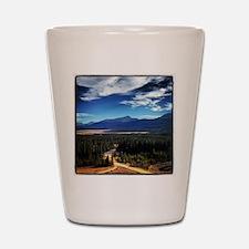 Mt Elbert Shot Glass