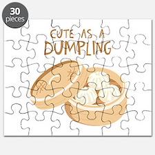 CUTE AS A DUMPLING Puzzle