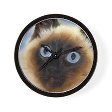 Unique Kitten art Wall Clock