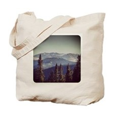 St Mary's Glacier Tote Bag