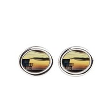 LA Beaches Cufflinks