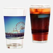 Santa Monica Ferris Wheel Drinking Glass