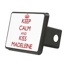Keep Calm and Kiss Madeleine Hitch Cover