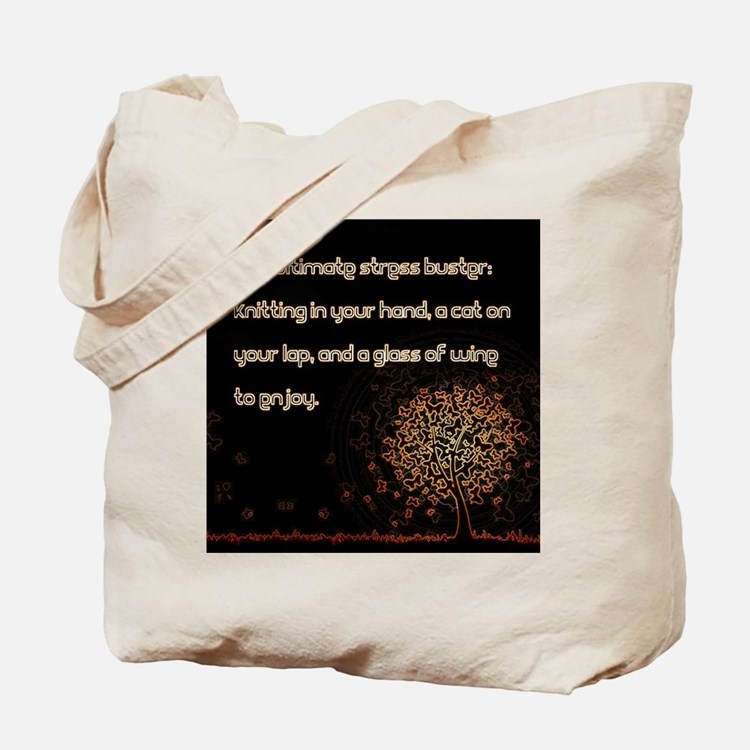 The Ultimate Stressbuster Tote Bag