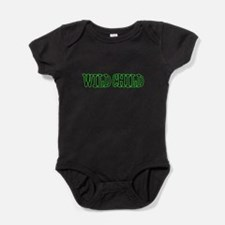 WILD CHILD- Baby Bodysuit