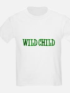 WILD CHILD- T-Shirt