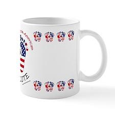 British American Baby Mug