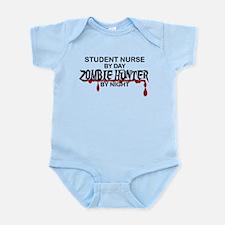 Zombie Hunter - Student Nurse Infant Bodysuit
