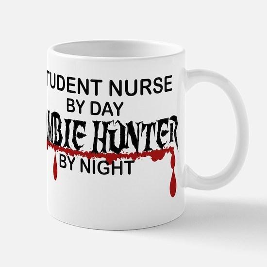 Zombie Hunter - Student Nurse Mug