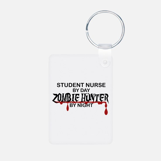 Zombie Hunter - Student Nu Keychains