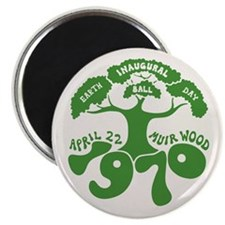 Earth Day Inaugural Ball Magnet