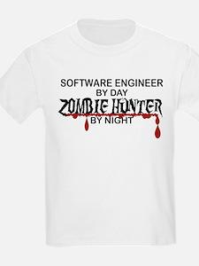 Zombie Hunter - Stenographer T-Shirt