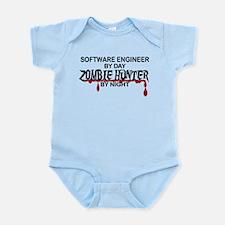 Zombie Hunter - Stenographer Infant Bodysuit