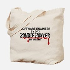 Zombie Hunter - Stenographer Tote Bag