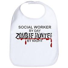 Zombie Hunter - Social Worker Bib