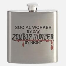 Zombie Hunter - Social Worker Flask
