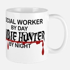 Zombie Hunter - Social Worker Mug